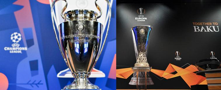 Fútbol. CHAMPIONS y EUROPA LEAGUE´s 2019. Semifinales