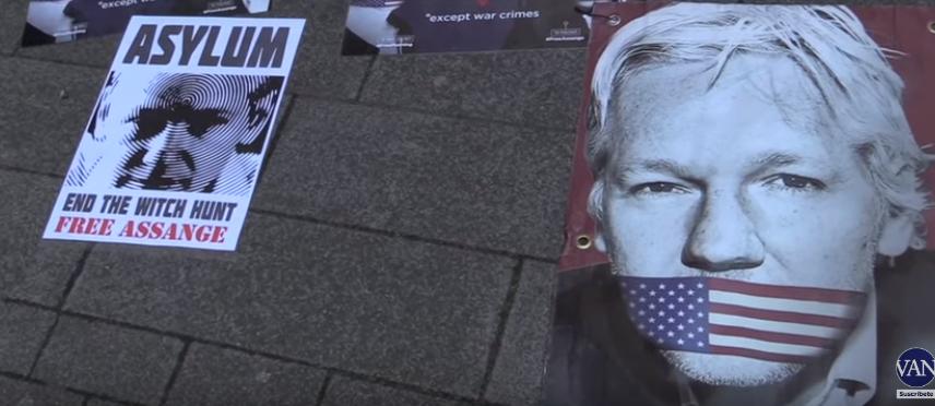 La  extradición a USA del periodista Assange, fundador de WikiLeaks:  cambiaría el concepto de libertad de expresión y establecería límites y censura a los medios.