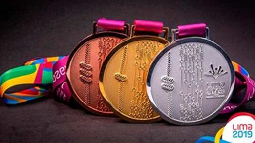Juegos Panamericanos Lima 2019. Medallero
