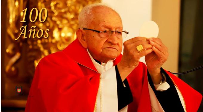 Falleció a sus 100 años JOSÉ DE JESÚS nos cardenal PIMIENTO RODRÍGUEZ