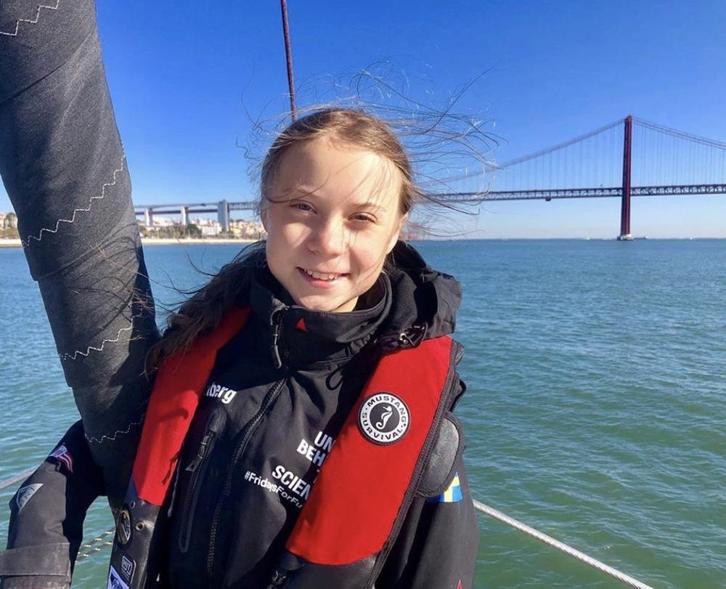 COP25. Greta Thunberg viajará finalmente a Madrid