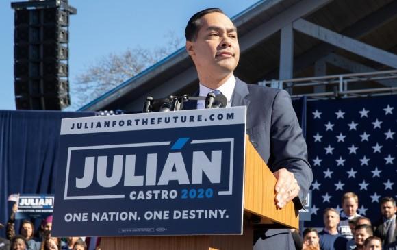 USA. El único latino, en las primarias demócratas, por la candidatura presidencial