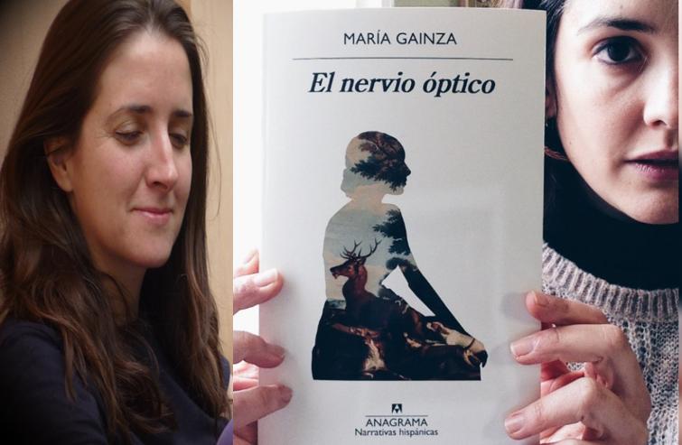 """María Gainza: """"Hay cientos de escritoras mejores que yo"""""""