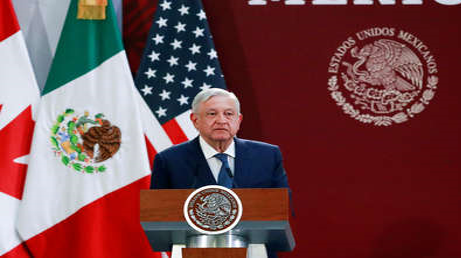 """López Obrador, sobre el asedio a la Embajada de México en Bolivia: """"Eso no lo hizo ni Pinochet"""""""