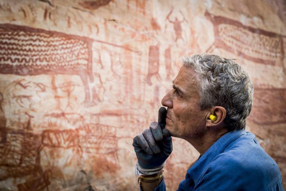 Chiribiquete, un lugar, parque natural un mundo perdido salpicado por milenarias pinturas rupestres