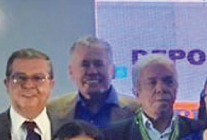 Merecido reconocimiento a Gustavo Pinilla, Jaime Ordoñez  y Alberto Osorio