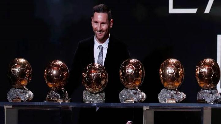 MESSI. Sexto balón de oro para el mejor del mundo