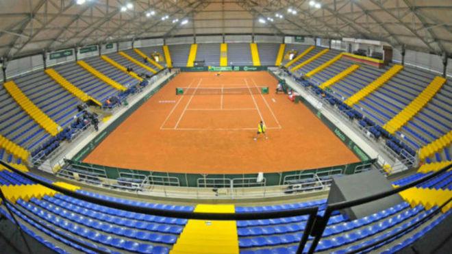 Tenis. Bogotá será la sede de la serie de Copa Davis entre Colombia y Argentina
