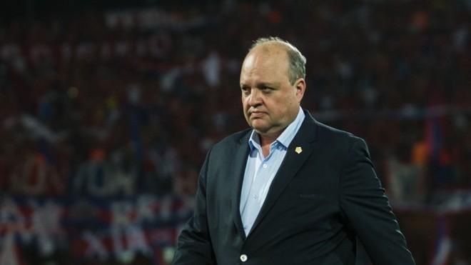 Colombia. Los equipos le dicen adiós a Jorge Enrique Vélez. Por fin salió de la presidencia de la Dimayor