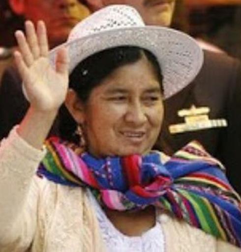 Bolivia despide a Silvia Lazarte, la primera presidenta indígena de una asamblea legislativa