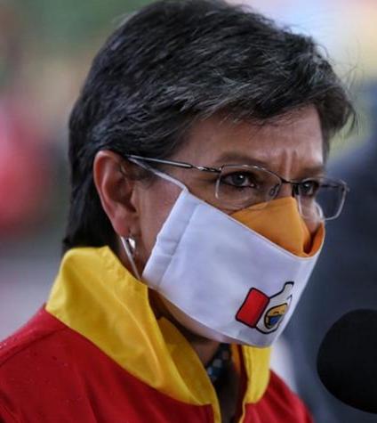 Confinamiento para qué? .'El sitio de mayor riesgo de contagio es la casa': Claudia López, alcaldesa de Bogotá