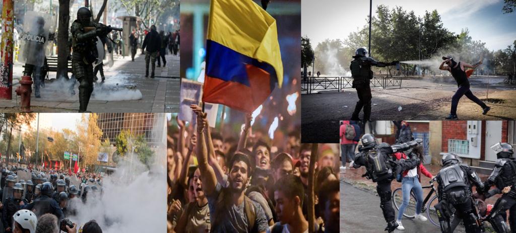 Por 'agresión sistemática' a la protesta, Corte Suprema de Justicia, imparte 14 órdenes