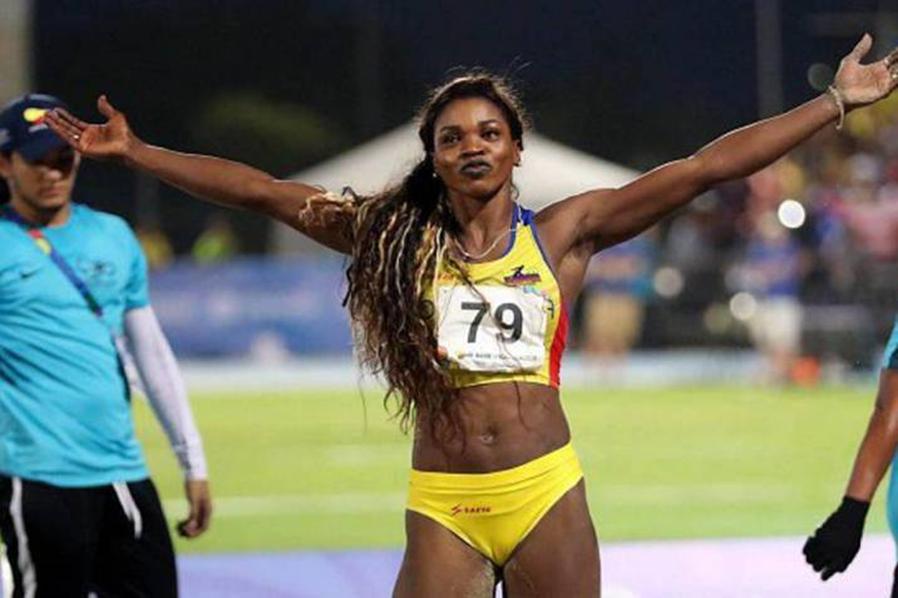 """Caterine Ibargüen desmiente supuesta aspiración política: """"Mis objetivos son los Juegos Olímpicos"""""""