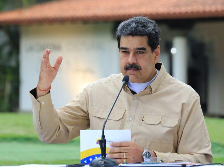 Venezuela. Nicolas Maduro indulta opositores