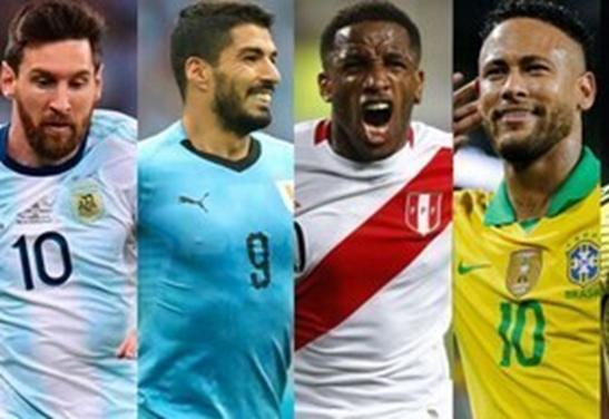 Rumbo a Qatar 2022. 2 Argentina-Bolivia 1 . Uruguay fue derrotado por Ecuador: 4-2