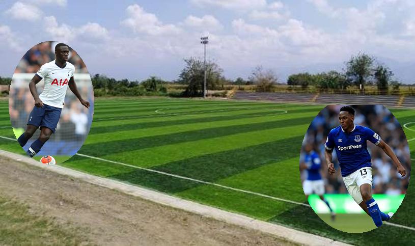 Guachené,  tierra natal de Yerry Mina y Dávinson Sánchez, tiene estadio de fútbol