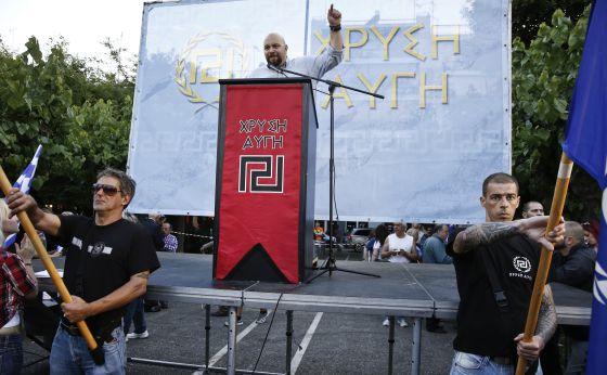 """GRECIA. Condena histórica al partido neonazi Aurora Dorada: """" es una organización criminal """""""