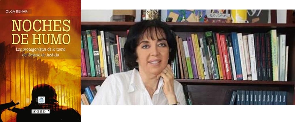 El nuevo libro de Olga Behar