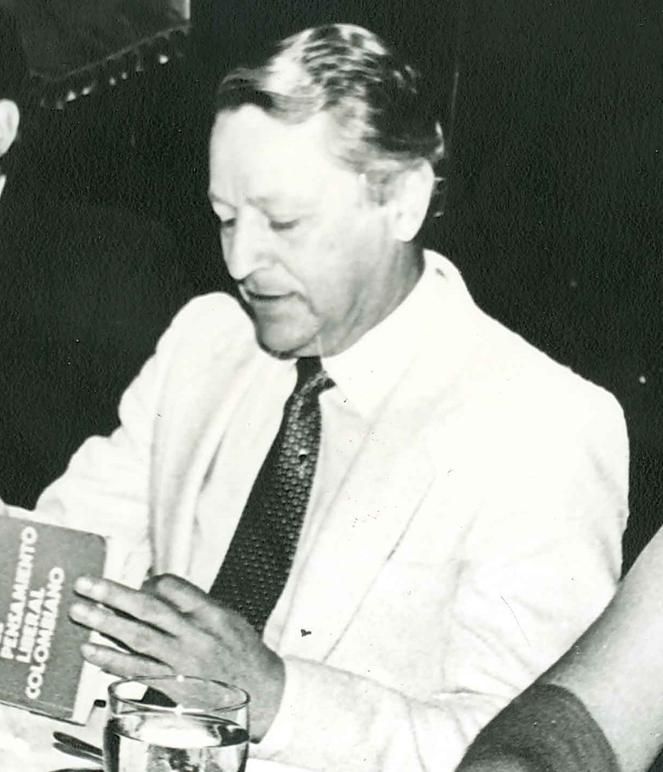 José Manuel Arias Carrizosa 17 de agosto 1933 – 19 de enero 2019(+)