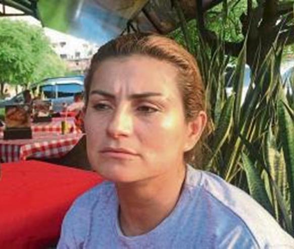 COLOMBIA. Lucy:  guerrillera de las FARC desde los 13 años hasta el 2016, hoy trabaja por la reinserción