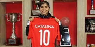 Catalina Usme regresa al equipo femenino del América de Cali para 2018 |  Futbol Colombiano | Fútbol Femenino | Futbolred