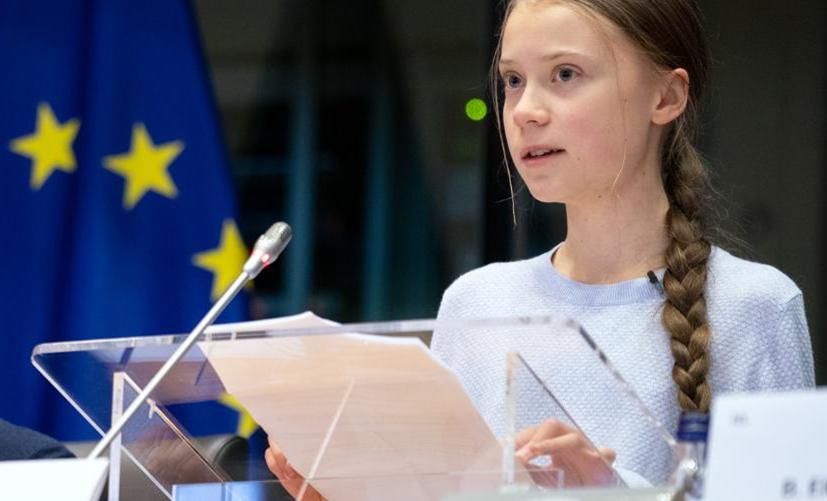 Greta Thunberg llega a la mayoría de edad como referente de la lucha climática