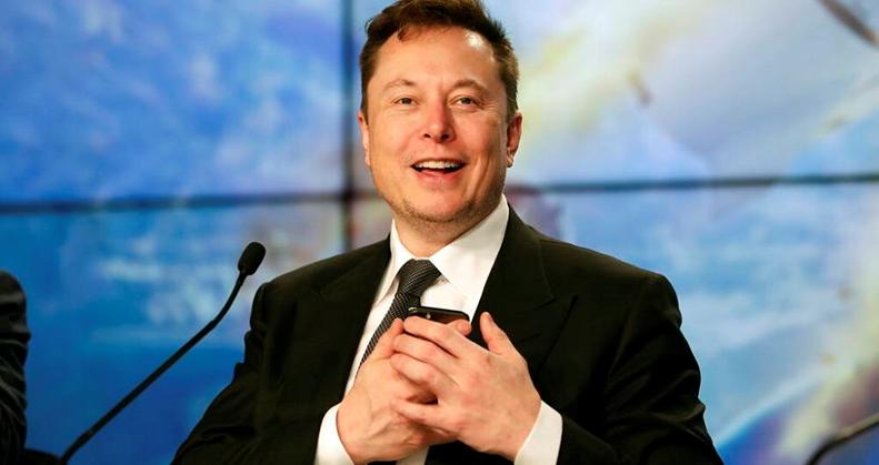 Elon Musk ahora es el hombre más rico del mundo
