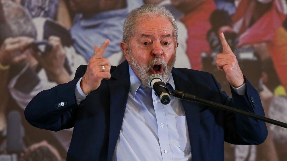 """BRASIL Lula da Silva regresa al ruedo político: """"fui víctima de la mayor mentira jurídica en 500 años"""""""