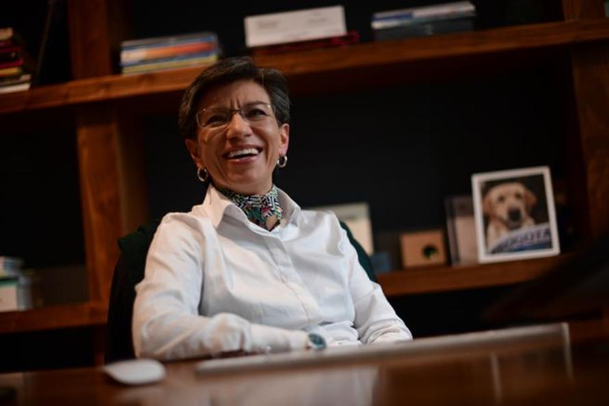 Premio World Mayor Prize 2021. Claudia López, de Bogotá nominada a mejor alcalde del mundo