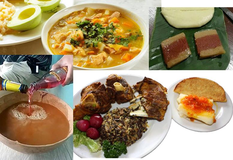 Gastronomía santandereana