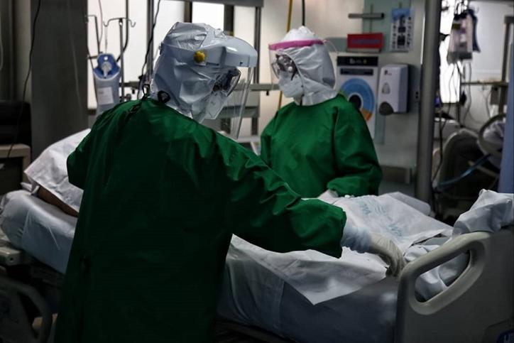 COVID-19. Colombia Colombia reporta 420 muertos, la cifra más alta desde que empezó la pandemia