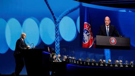 Las 55 federaciones de la UEFA unanimimemente  declararan contra la creación de la Superliga