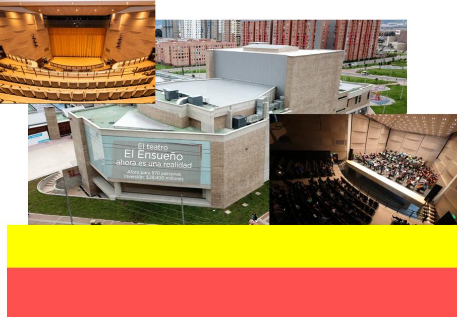 Bogotá. Nuevo espacio cultural para los sectores populares