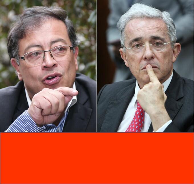 Encuesta Celag. PETRO 1o. por la presidencia. Uribe: para 76,1 %  corrupto, 81,8 % su tiempo pasó y el 65,6 % lo vincula al paramilitarismo.