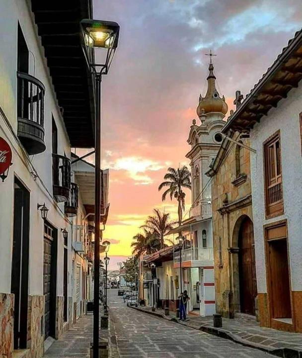 Atardecer en SUAITA, Santander, Colombia