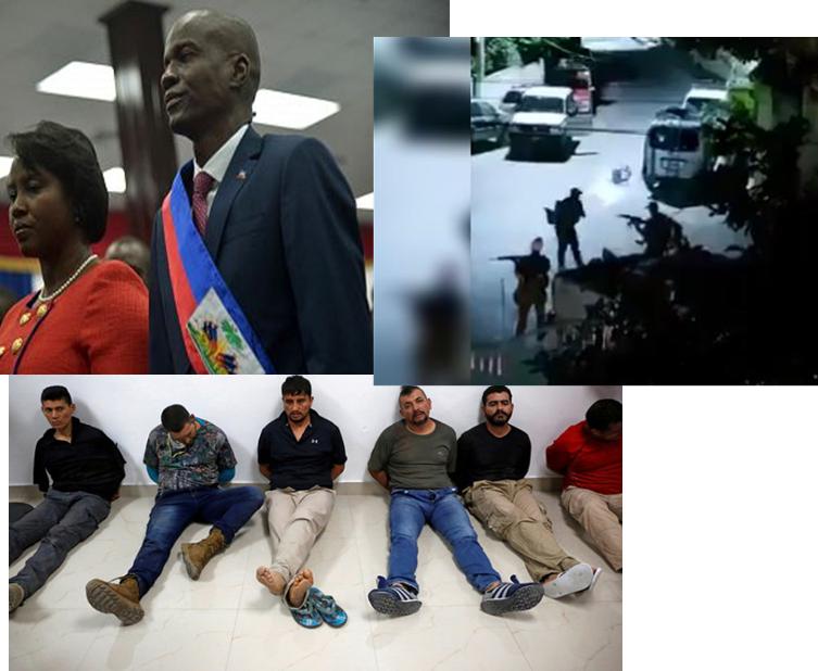 Lo que ya se sabe y lo que aún no sobre el ASESINATO del PRESIDENTE de HAITÍ, por paramilitares colombianos