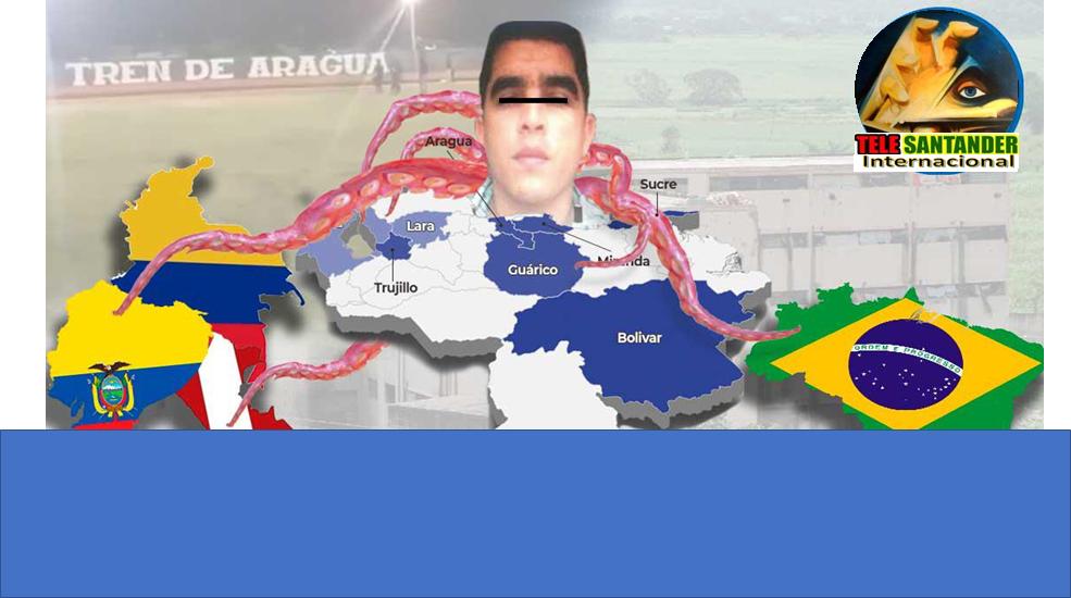 Venezuela. Bandidos internacionales