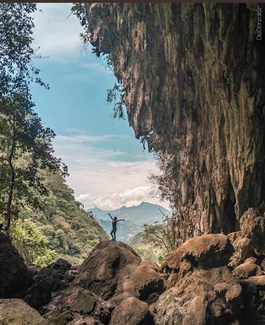 """""""Cueva de las Caicas"""", Florián, Santander, Colombia"""